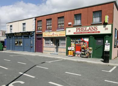 RTÉ's Fair City set in 2010
