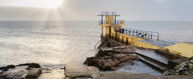 Salthill in Galway could be busy on Thursday with temperatures expected to reach over 27 degrees.