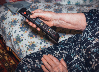Poll: Should pensioners in Ireland have to pay for their TV