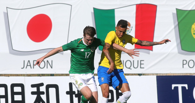 As it happened: Ireland U21s v Brazil, Toulon Tournament semi-finals