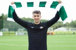 Neil Farrugia is announced as a Shamrock Rovers player.
