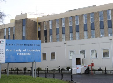 Our Lady of Lourdes Hospital in Drogheda.