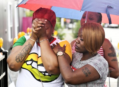 Friends mourn the loss of Chantell Grant and Andrea Stoudemire