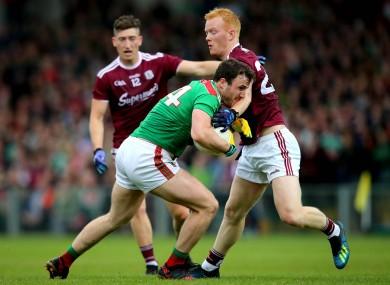 Darren Coen scored 0-3 against Galway.