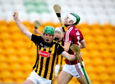 Eoin Cody hit Kilkenny's all-important goal.