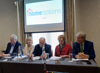 Homeoptions founding members