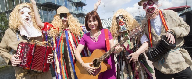 Minister Josepha Madigan TD launched a new initiative, celebrating living cultural heritage practices in Ireland.
