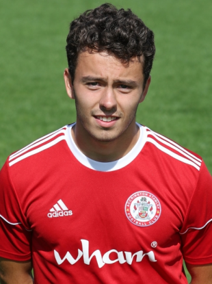 19-year-old Niall Watson joins from English League One side Accrington Stanley.