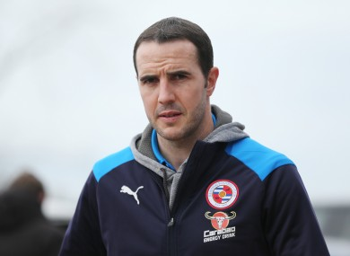 O'Shea called time on his playing career in May.