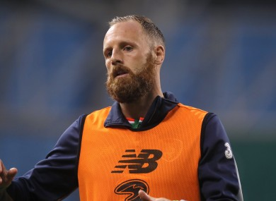 David Meyler's time at Reading is over.