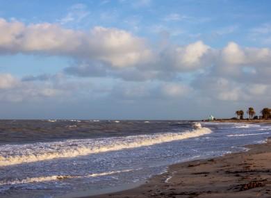 Tunisian coast