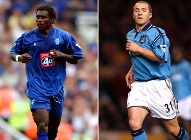 Cisse had a spell at Birmingham City, while Belmadi played in England for Man City and Southampton.