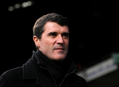 Roy Keane managed Ipswich between 2009 and 2011.