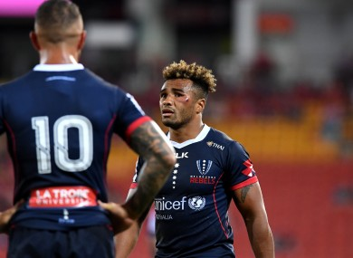 Cooper and Genia are leaving the Rebels.