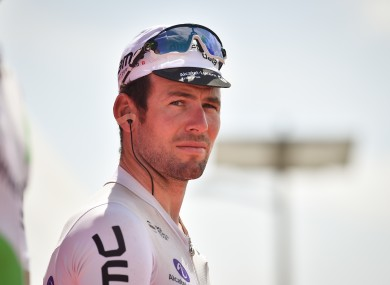 Cavendish has struggled with injuries and illness.
