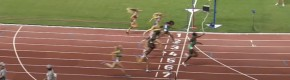 Sensational Adeleke takes 100m gold for Ireland at the European Youth Olympics