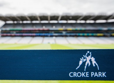 Croke Park plays host to both clashes this weekend.
