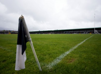 A general view of Markievicz Park (file pic).