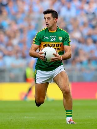 Kerry legend Aidan O'Mahony.