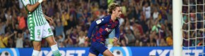 Griezmann dazzles as five-star Barcelona rout Betis