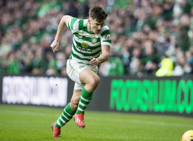 Celtic defender Kieran Tierney could be on his way to London.