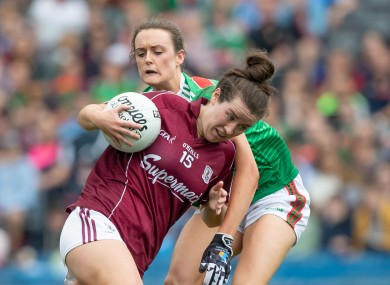 Roisin Leonard was the last-gasp hero at Croke Park.