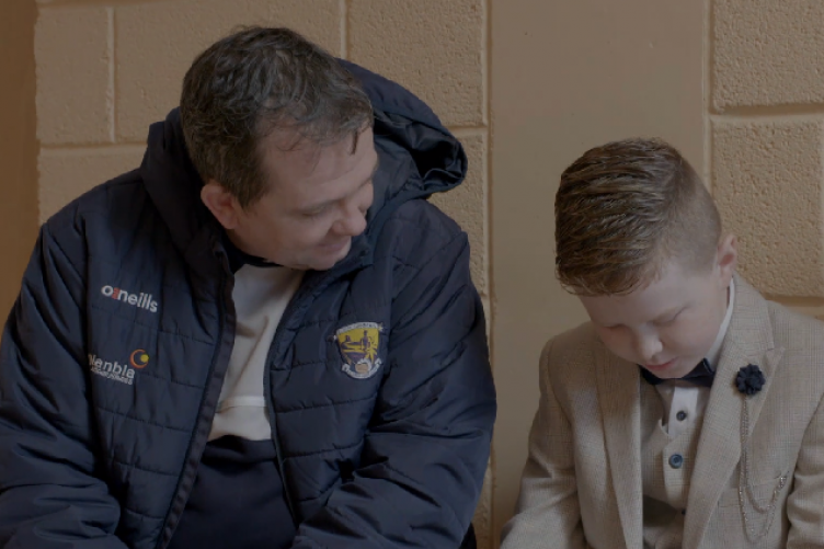 Dream big' - When Michael Met Davy warmed the hearts of the nation