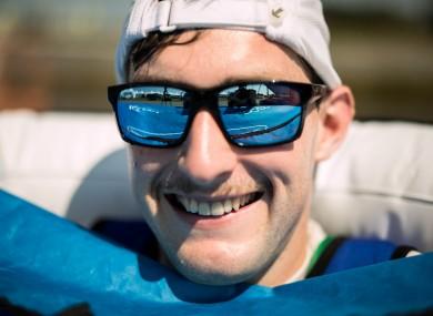 Paul O'Donovan (file photo).