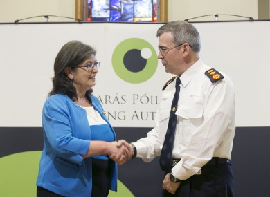 The Policing Authority will, after a recruitment and selection process, nominate a person for appointment to the position.
