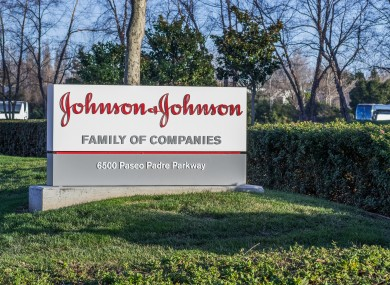 Johnson & Johnson has been ordered to pay $572 million in damages.