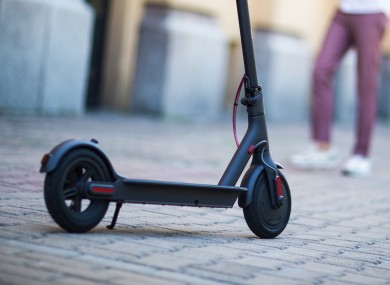 A government-commissioned report has recommended legalising e-scooters.