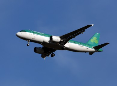 The routes were from Belfast City Airport to Faro and Malaga.