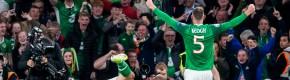 Ireland climb four places in latest Fifa World Rankings