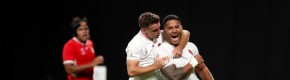 Late try seals bonus point for England in World Cup win over Tonga