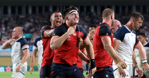 As it happened: England v USA, Rugby World Cup