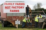 Talks had been ongoing all weekend after weeks of protests by farmers.