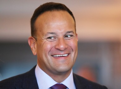 The Taoiseach said he would like to win one of the four seats up for grabs.