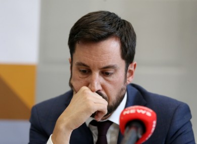 Minister for Housing, Eoghan Murphy, has faced significant criticism in recent months over his approach to homelessness.