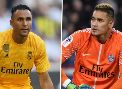meet e1a4b 3c6c1 PSG sign €15 million goalkeeper from Real Madrid in swap ...