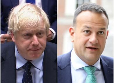 Boris Johnson will meet with the Taoiseach in Dublin next week.