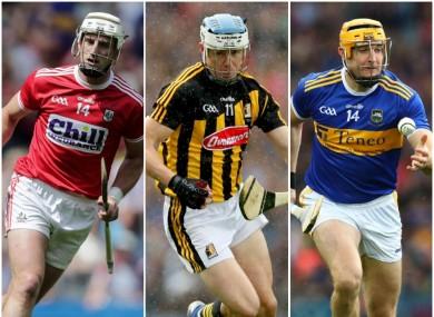 Horgan, Reid and Callanan have been nominated.