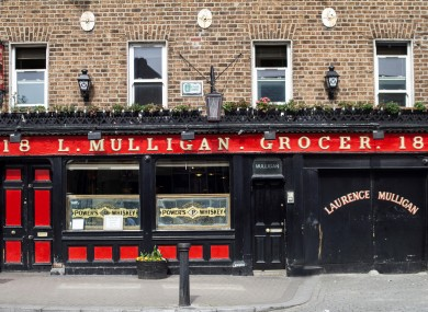 L Mulligan Grocer which gets a mention in the Magazine.