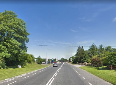 The incident occurred in Tinnycahill near Donegal town.