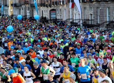 2019 KBC Dublin Marathon