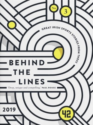 Behind the Lines, No. 3 is available to pre-order now.