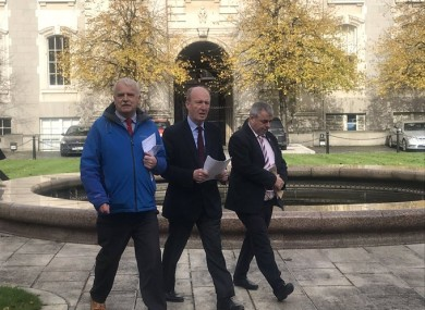 Members of the Independent Alliance state they are still in talks with Minister Paschal Donohoe about the Budget.