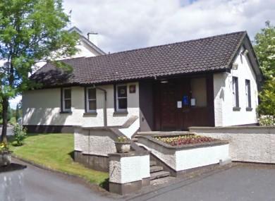 File photo of Emyvale Garda Station.