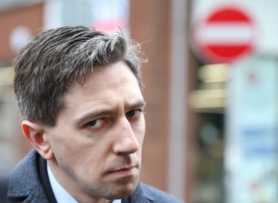 Health Minister Simon Harris is under pressure from consultants to take action.