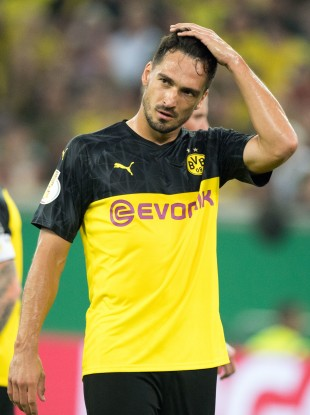 Hummels has been frozen out from the national team.