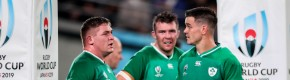 A sorry end to the Schmidt era as All Blacks obliterate Ireland at the World Cup